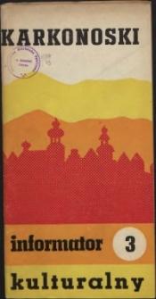 Karkonoski Informator Kulturalny, 1973, nr 3 (73)
