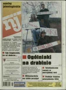 Nowiny Jeleniogórskie : tygodnik społeczny, R.48, 2005, nr 15 (2443)
