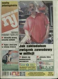 Nowiny Jeleniogórskie : tygodnik społeczny, R.48, 2005, nr 36 (2464)