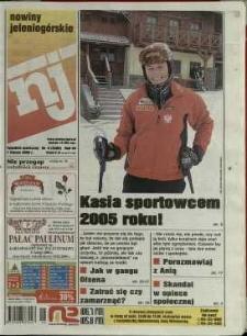 Nowiny Jeleniogórskie : tygodnik społeczny, R.49, 2006, nr 6 (2486)