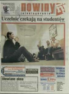 Nowiny Jeleniogórskie : tygodnik społeczny, R.49, 2006, nr 30 (2460)