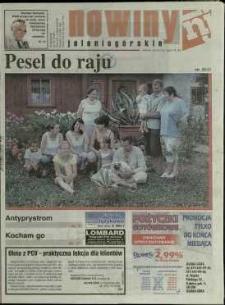 Nowiny Jeleniogórskie : tygodnik społeczny, R.49, 2006, nr 31 (2461)