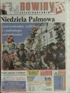 Nowiny Jeleniogórskie : tygodnik społeczny, R.50, 2007, nr 14 (2496)