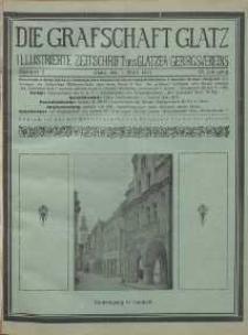 Die Grafschaft Glatz : Illustrierte Zeitschrift des Glatzer Gebirgsvereins, Jr. 28, 1933, nr 2