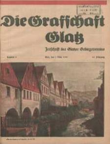 Die Grafschaft Glatz : Illustrierte Zeitschrift des Glatzer Gebirgsvereins, Jr. 30, 1935, nr 2