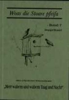 """1844 schlesischer Weberaufstand: """"Merr wabern und wabern Taag und Nacht"""" : ein Lese-und Vortragsbuch"""