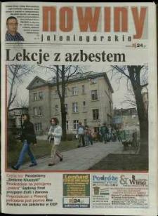 Nowiny Jeleniogórskie : tygodnik społeczny, R.52, 2009, nr 13 (2598)