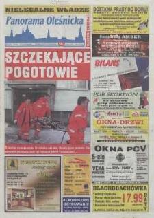 Panorama Oleśnicka: tygodnik Ziemi Oleśnickiej, 2004, nr 5 (875)