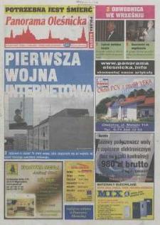 Panorama Oleśnicka: tygodnik Ziemi Oleśnickiej, 2004, nr 26 (896)