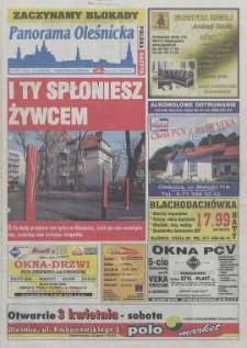 Panorama Oleśnicka: tygodnik Ziemi Oleśnickiej, 2004, nr 27 (897)