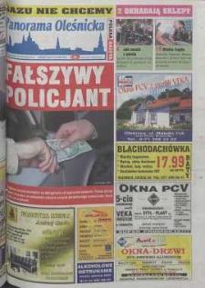 Panorama Oleśnicka: tygodnik Ziemi Oleśnickiej, 2004, nr 31 (901)
