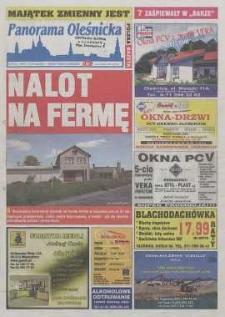 Panorama Oleśnicka: tygodnik Ziemi Oleśnickiej, 2004, nr 41 (911)