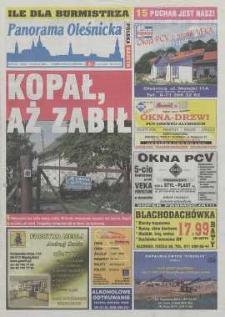 Panorama Oleśnicka: tygodnik Ziemi Oleśnickiej, 2004, nr 45 (915)