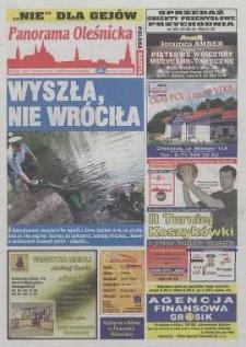 Panorama Oleśnicka: tygodnik Ziemi Oleśnickiej, 2004, nr 50 (920)