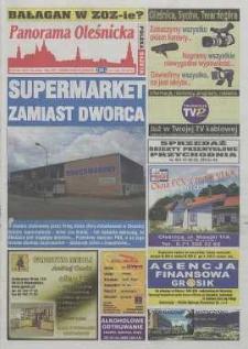 Panorama Oleśnicka: tygodnik Ziemi Oleśnickiej, 2004, nr 52 (922)