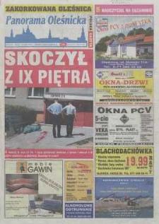 Panorama Oleśnicka: tygodnik Ziemi Oleśnickiej, 2004, nr 55 (925)