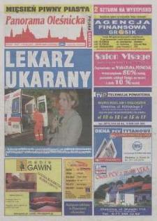 Panorama Oleśnicka: tygodnik Ziemi Oleśnickiej, 2004, nr 58 (928)