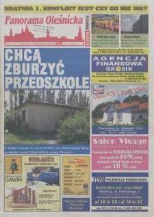 Panorama Oleśnicka: tygodnik Ziemi Oleśnickiej, 2004, nr 64 (934)