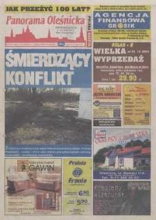 Panorama Oleśnicka: tygodnik Ziemi Oleśnickiej, 2004, nr 72 (942)