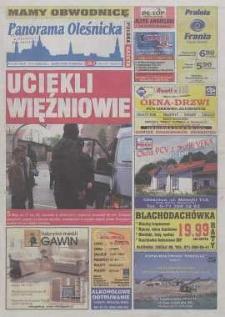 Panorama Oleśnicka: tygodnik Ziemi Oleśnickiej, 2004, nr 73 (943)