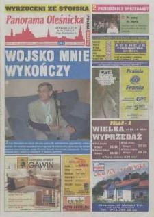 Panorama Oleśnicka: tygodnik Ziemi Oleśnickiej, 2004, nr 78 (948)