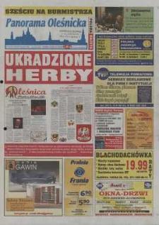 Panorama Oleśnicka: tygodnik Ziemi Oleśnickiej, 2004, nr 104 (974)
