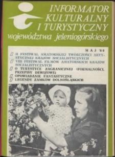 Informator Kulturalny i Turystyczny Województwa Jeleniogórskiego, 1980, nr 5