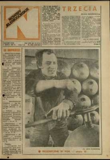 Nowiny Jeleniogórskie : tygodnik PZPR, R. 24, 1981, nr 10 (1171!)