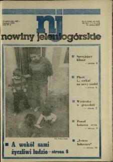 Nowiny Jeleniogórskie : tygodnik PZPR, R. 30, 1987, nr 41 (1202!)