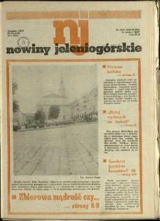 Nowiny Jeleniogórskie : tygodnik Polskiej Zjednoczonej Partii Robotniczej, R. 32, 1989, nr 19 (1529)
