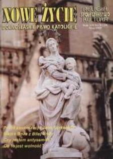 Nowe Życie: dolnośląskie pismo katolickie: religia, kultura, społeczeństwo, 1995, nr 5 (248)
