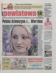 Gazeta Powiatowa - Wiadomości Oławskie, 2003, nr 32 (534)