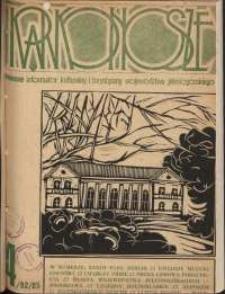 Karkonosze : Informator Kulturalny i Turystyczny Województwa Jeleniogórskiego, 1985, nr 4 (92)