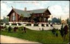 Jelenia Góra - Cieplice - Park Norweski - Muzeum Przyrodnicze [Dokument ikonograficzny]