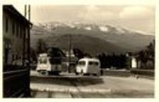 Jelenia Góra - Cieplice - Malinnik : na tle Śnieżnych Kotłów [Dokument ikonograficzny]