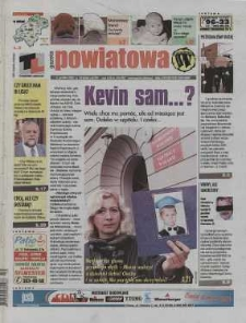 Gazeta Powiatowa - Wiadomości Oławskie, 2005, nr 50 (656)