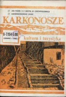 Karkonosze: Kultura i Turystyka, 1990, nr 6-7 (154-5)