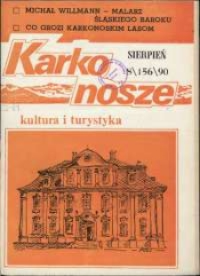 Karkonosze: Kultura i Turystyka, 1990, nr 8 (156)