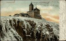 Riesengebirge, Schneegrubenbaude 1495 m ü. d. M. [Dokument ikonograficzny]