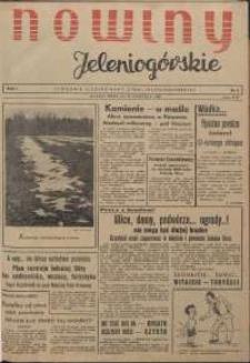 Nowiny Jeleniogórskie : tygodnik ilustrowany ziemi jeleniogórskiej, R. 1, 1958, nr 3
