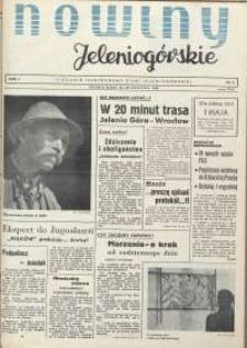 Nowiny Jeleniogórskie : tygodnik ilustrowany ziemi jeleniogórskiej, R. 1, 1958, nr 4