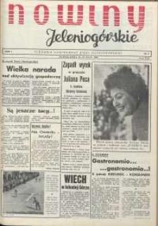 Nowiny Jeleniogórskie : tygodnik ilustrowany ziemi jeleniogórskiej, R. 1, 1958, nr 7