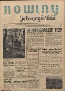 Nowiny Jeleniogórskie : tygodnik ilustrowany ziemi jeleniogórskiej, R. 1, 1958, nr 8