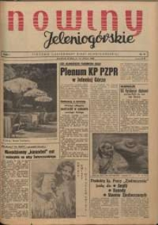 Nowiny Jeleniogórskie : tygodnik ilustrowany ziemi jeleniogórskiej, R. 1, 1958, nr 14