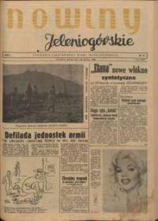 Nowiny Jeleniogórskie : tygodnik ilustrowany ziemi jeleniogórskiej, R. 1, 1958, nr 17