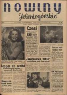 Nowiny Jeleniogórskie : tygodnik ilustrowany ziemi jeleniogórskiej, R. 1, 1958, nr 18