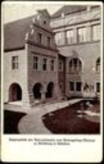 Jelenia Góra - Muzeum Karkonoskie [Dokument ikonograficzny]