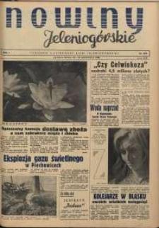 Nowiny Jeleniogórskie : tygodnik ilustrowany ziemi jeleniogórskiej, R. 1, 1958, nr 25