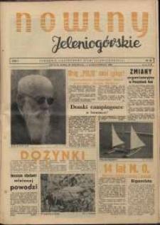 Nowiny Jeleniogórskie : tygodnik ilustrowany ziemi jeleniogórskiej, R. 1, 1958, nr 26