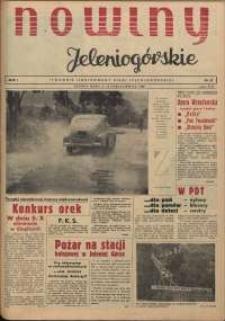 Nowiny Jeleniogórskie : tygodnik ilustrowany ziemi jeleniogórskiej, R. 1, 1958, nr 27